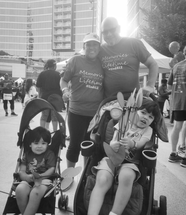 The stroller crew