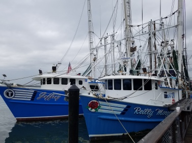 ~Shrimp boats